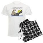 Dog Shrink Men's Light Pajamas