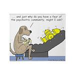 Dog Shrink Throw Blanket