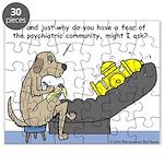 Dog Shrink Puzzle