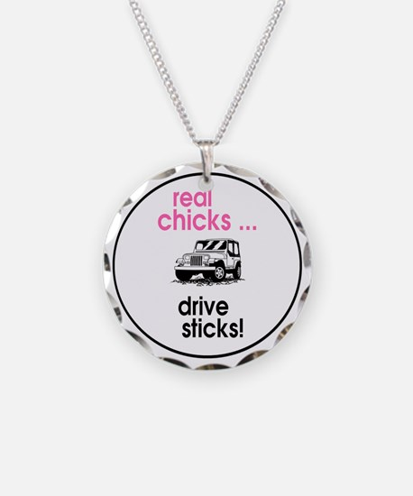 chicks_drive_png Necklace