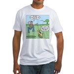 Dog Owners Fitted T-Shirt