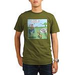 Dog Owners Organic Men's T-Shirt (dark)
