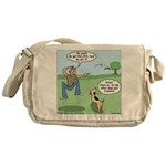 Dog Owners Messenger Bag