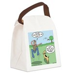 Dog Owners Canvas Lunch Bag