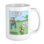 Dog Owners Large Mug