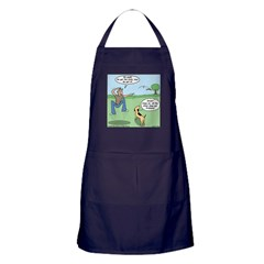 Dog Owners Apron (dark)