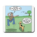 Dog Owners Mousepad
