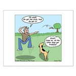 Dog Owners Small Poster