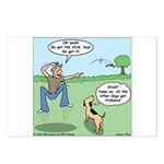 Dog Owners Postcards (Package of 8)