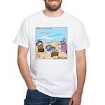 Cuddle Fish White T-Shirt
