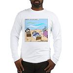 Cuddle Fish Long Sleeve T-Shirt