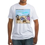 Cuddle Fish Fitted T-Shirt