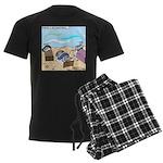 Cuddle Fish Men's Dark Pajamas