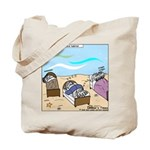 Cuddle Fish Tote Bag
