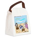 Cuddle Fish Canvas Lunch Bag