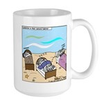 Cuddle Fish Large Mug
