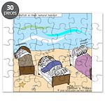 Cuddle Fish Puzzle
