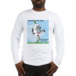 Cowzan of the Apes Long Sleeve T-Shirt