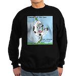 Cowzan of the Apes Sweatshirt (dark)