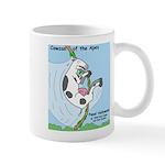Cowzan of the Apes Mug