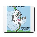 Cowzan of the Apes Mousepad