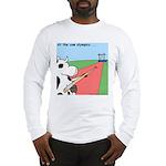 Cow Olympics Long Sleeve T-Shirt