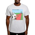 Cow Olympics Light T-Shirt