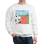 Cow Olympics Sweatshirt