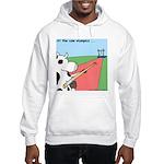 Cow Olympics Hooded Sweatshirt