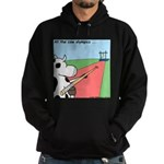Cow Olympics Hoodie (dark)