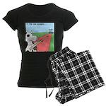 Cow Olympics Women's Dark Pajamas