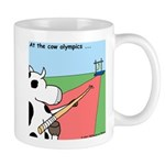 Cow Olympics Mug