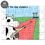 Cow Olympics Puzzle