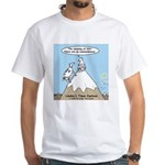 No Cow Incidences White T-Shirt