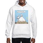 No Cow Incidences Hooded Sweatshirt