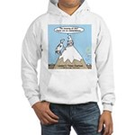 No Cow Incidences Hooded Sweatshirt