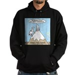 No Cow Incidences Hoodie (dark)