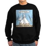 No Cow Incidences Sweatshirt (dark)