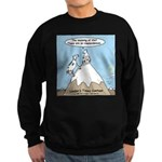No Cow Incidences Sweatshirt (dark)