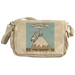 No Cow Incidences Messenger Bag