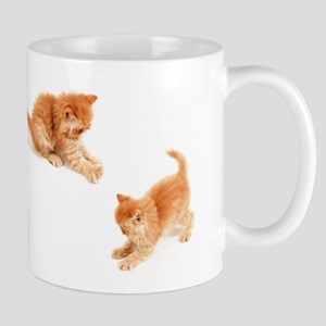 Playful kittens Mug