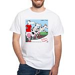 The Bullston Mooathon White T-Shirt