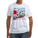 The Bullston Mooathon Fitted T-Shirt