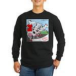 The Bullston Mooathon Long Sleeve Dark T-Shirt