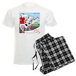 The Bullston Mooathon Men's Light Pajamas