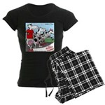 The Bullston Mooathon Women's Dark Pajamas