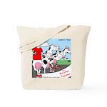 The Bullston Mooathon Tote Bag