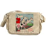 The Bullston Mooathon Messenger Bag