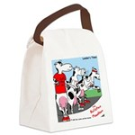 The Bullston Mooathon Canvas Lunch Bag