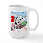 The Bullston Mooathon Large Mug
